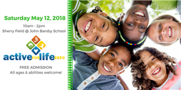 Active For Life Expo 2018 Event Information