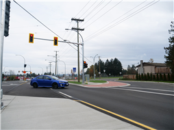 New traffic signal at Northfield Rd and Boundary Ave