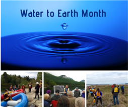 Water to Earth Month Activities