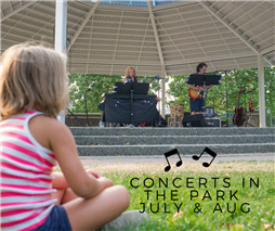Concerts in the Park July & August