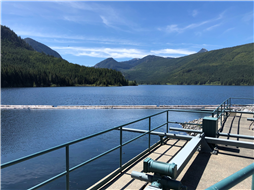Jump Creek Reservoir - June 2019