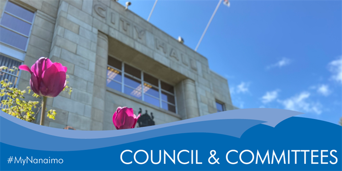 Council and Committees header image