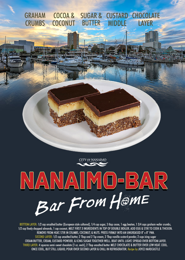 Nanaimo Bar from Home - 20%