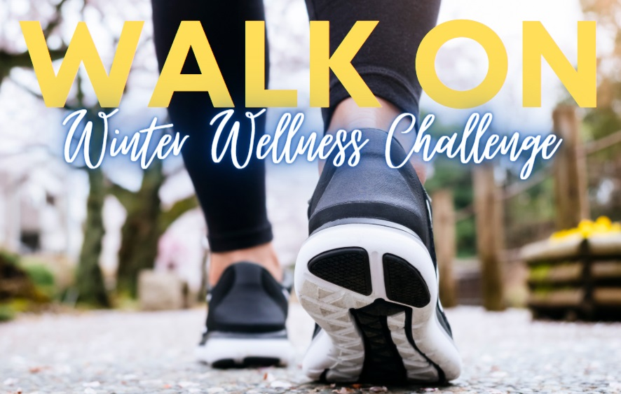 Walk on winter Wellness Challenge