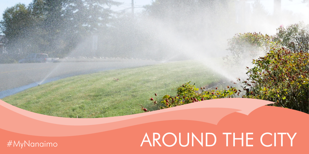 Sprinklers around Nanaimo