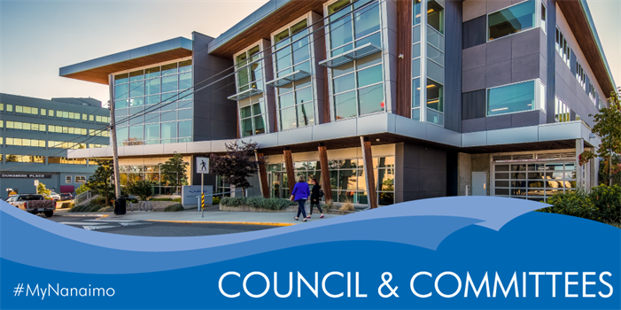 Council and Committees header image of SARC building