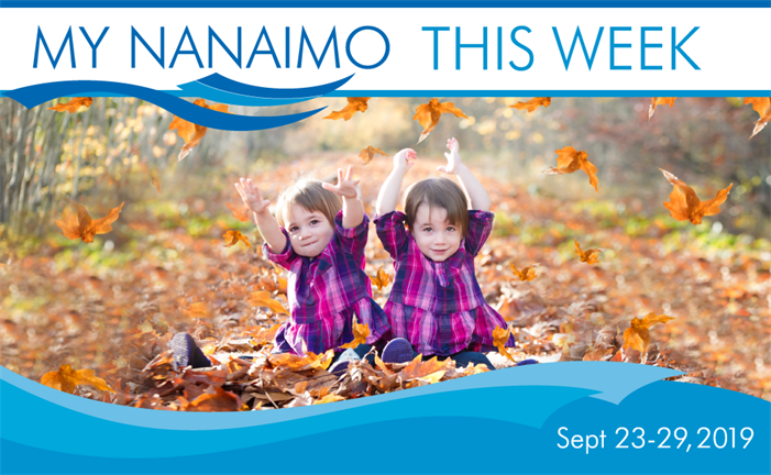 My Nanaimo This Week Sept 23-29 Header image