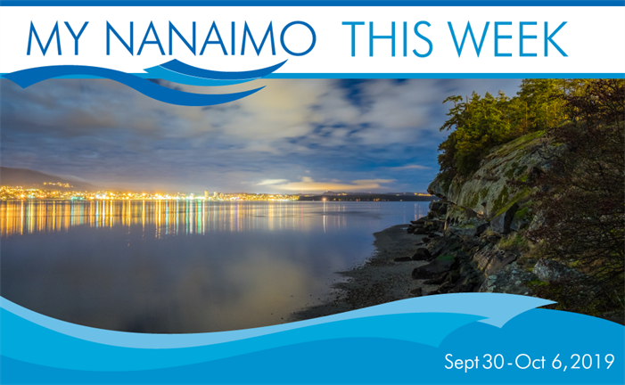 My Nanaimo This Week Sept 30-Oct 6 head image