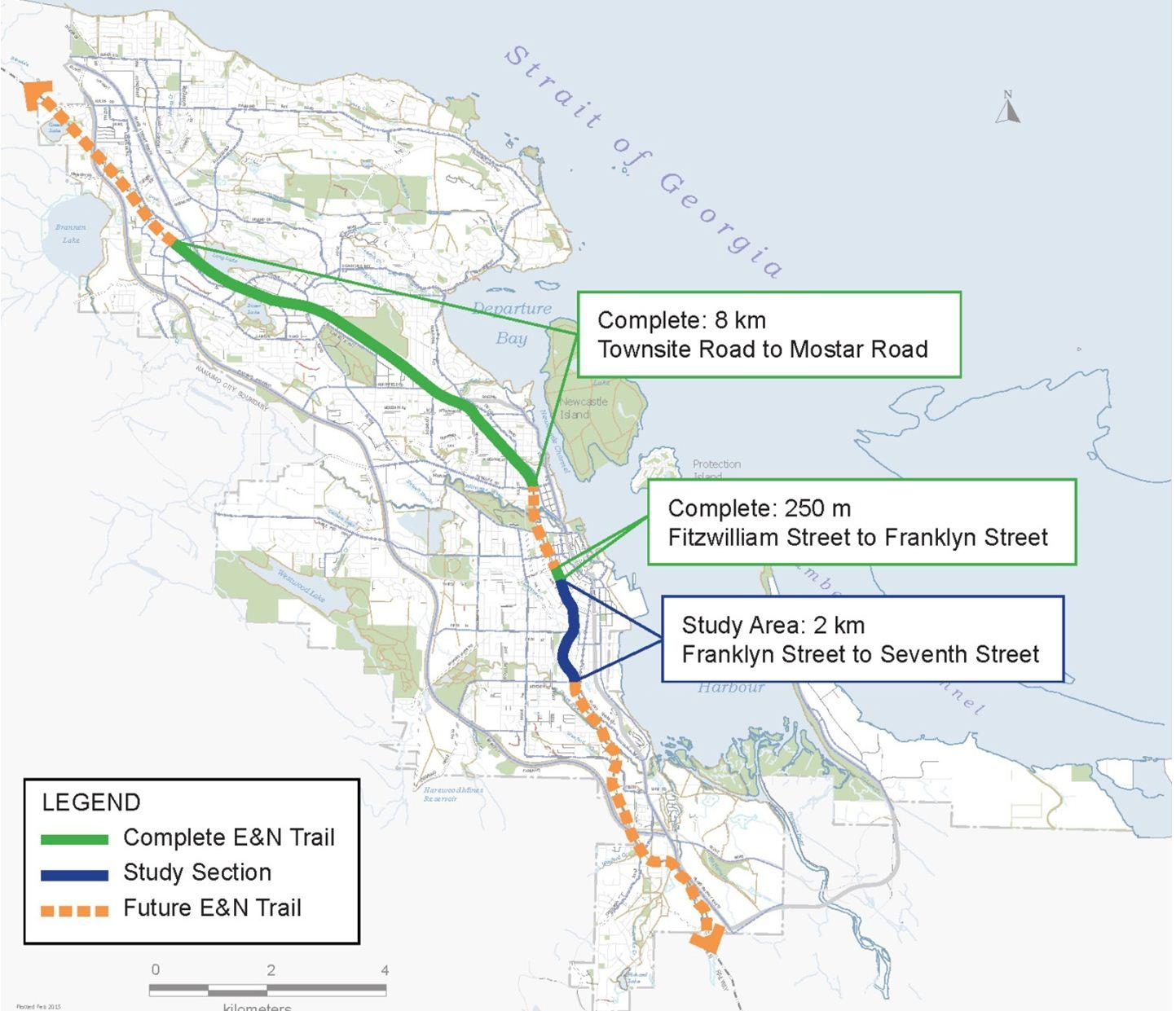 South Island Rail Trail