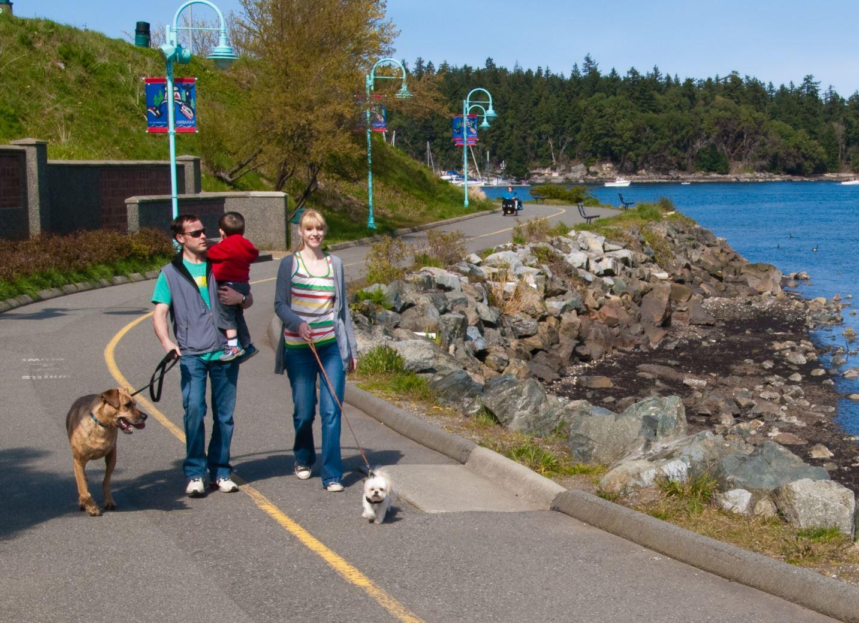 Nanaimo Waterfront Walkway on thunder bay, red deer, prince george, vancouver island, nanaimo bar,